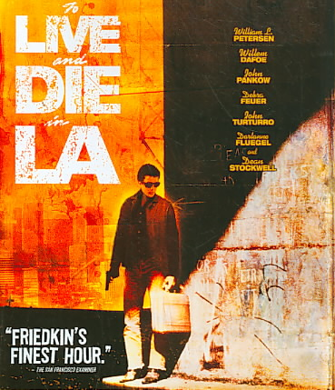 TO LIVE AND DIE IN LA BY PETERSEN,WILLIAM (Blu-Ray)